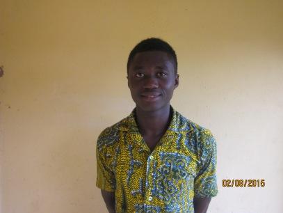 Eric Asmah