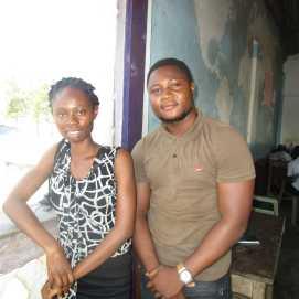 Joana and Emmanuel