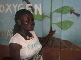 Aggie teaches Grade 1, she will begin distance learning for education.