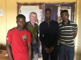 Heritage students: HS seniors